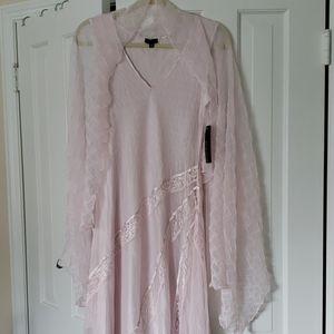 Lovely Komarov Dress and Matching Scarf